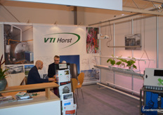 The work must go on: VTI Horst.