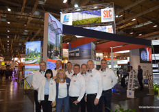 Luiten Greenhouses and Saarlucon stood at their familiar place at IPM Essen, this time with a renewed stand. Starting from the left: Kick Jansen, Tina Wu, Ronald Kloppenburg, Irmgard Luiten, Ruud den Engelsman, Nico Luiten, Oscar Nijman, Twan Leurs and Michel Saarloos.