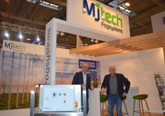 MJ Tech Fogsystems: Peter van den Bemd and Aad Verduijn