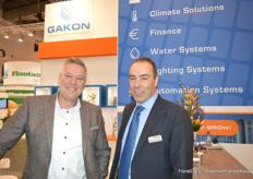 :-) What's in a name ... look for the differences Arjan van der Meer (Gakon) and Arjan van der Veer (IFG Cresco / Phormium)