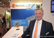 Lodewijk Wardenburg of Bom Group
