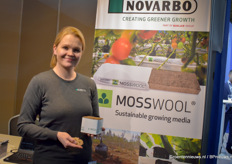 Onlangs vertelde Pirita Luolamaa-Vollebregt van Novarbo ons meer over Mosswool, een duurzaad alternatief voor veen:https://www.hortidaily.com/article/9072337/better-production-with-sustainable-addition-to-peat/