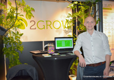 Maxime Dedecker van 2Grow