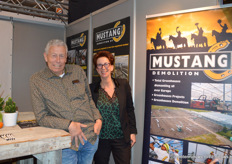 Jan en Ina van Beusichem (Mustang Demolition)