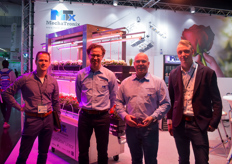Mechatronix is visited by Stephan den Boer & Jacco de Ronde with Bever Innovations