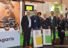 Step by step the name Agaris will be on all products after the company name change almost one year ago. https://www.groentennieuws.nl/article/9084794/greenyard-horticulture-verder-als-agaris/