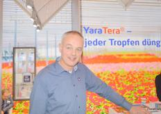 "Erik Ammerlaan of Yara:""The first Easyfeed installations are installed. We, and these users, are happy with it."""